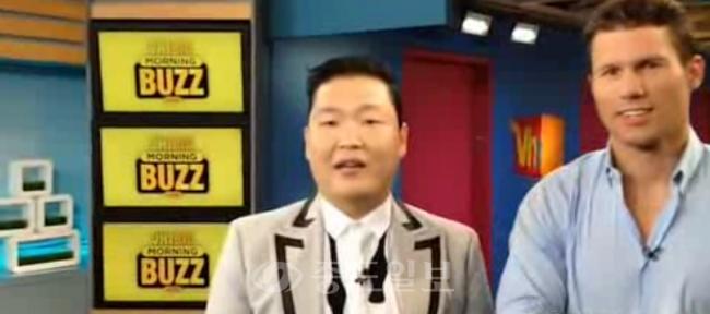▲ 빅 모닝 버즈 라이브 프로그램 방송 캡쳐 사진