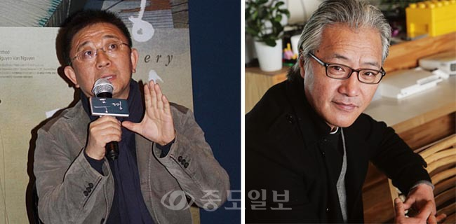 ▲  대상 장률 감독· 남자연기자상 이경영(연합DB).