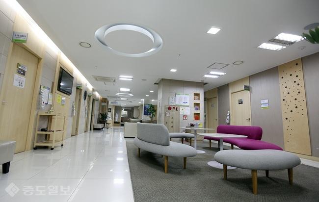 ▲ 대전성모병원 종합건강증진센터