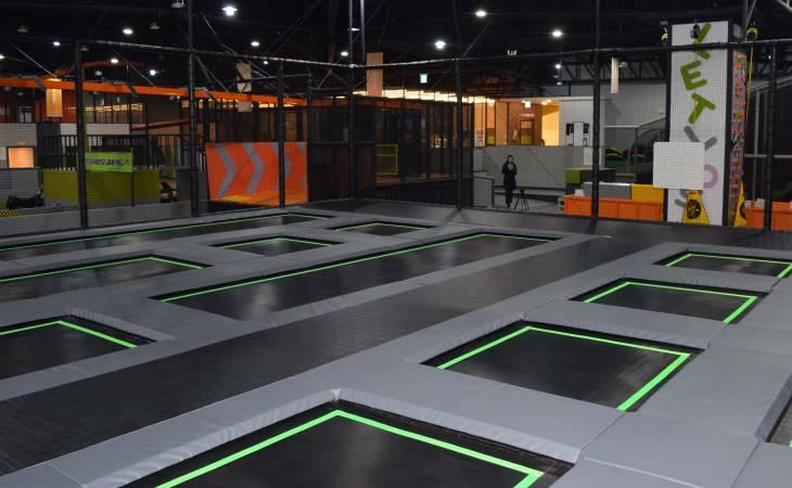 대전 최대 실내 놀이터 렛루즈, 어떤 시설들이 있나?