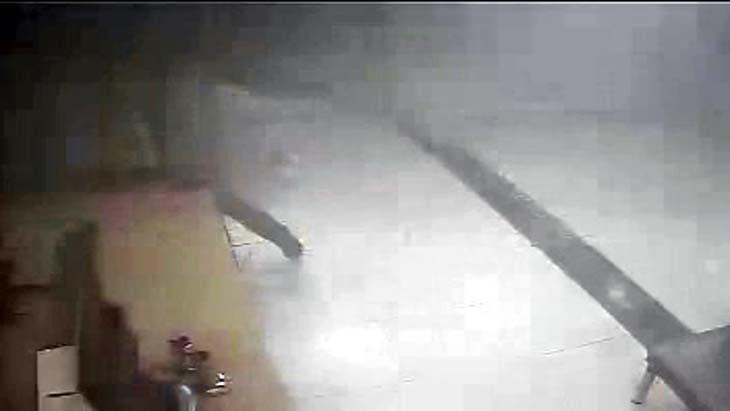 밀양 세종병원 응급실CCTV 영상