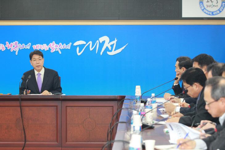 대전시, 내년 국비 2조 9,800억 원 확보 목표 (1)