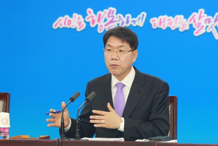 대전시, 내년 국비 2조 9,800억 원 확보 목표 (2)