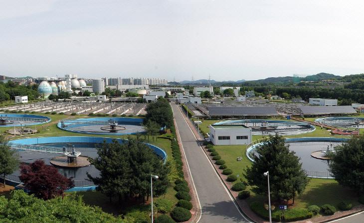 대전 하수처리장