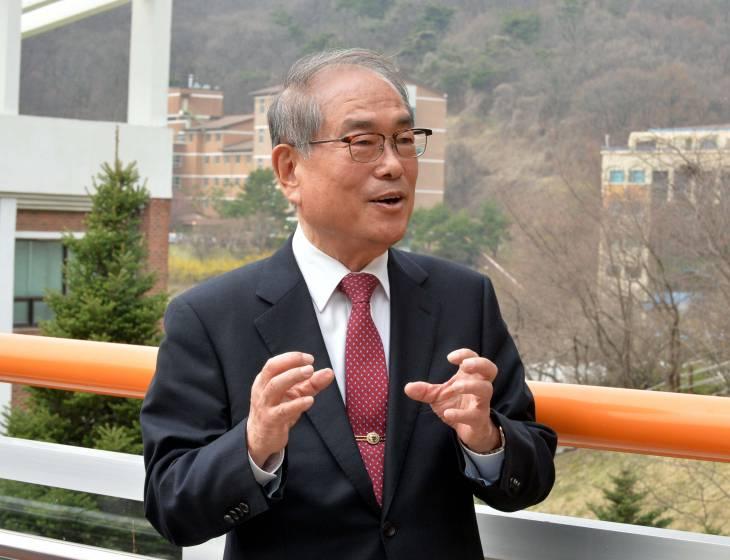 한국영상대 한국영상대 총장 `세계적 수준의 글로벌영상예술대학 꿈꾼다`