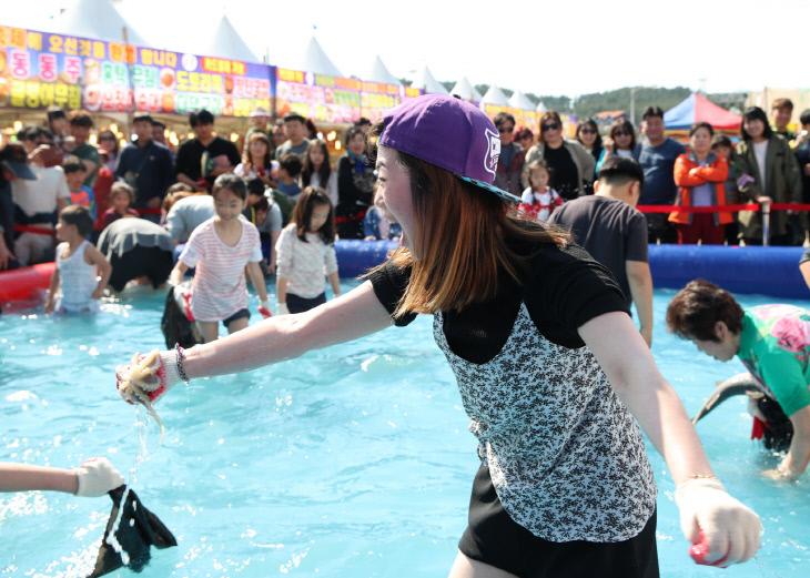 2018 몽산포 주꾸미 축제 2