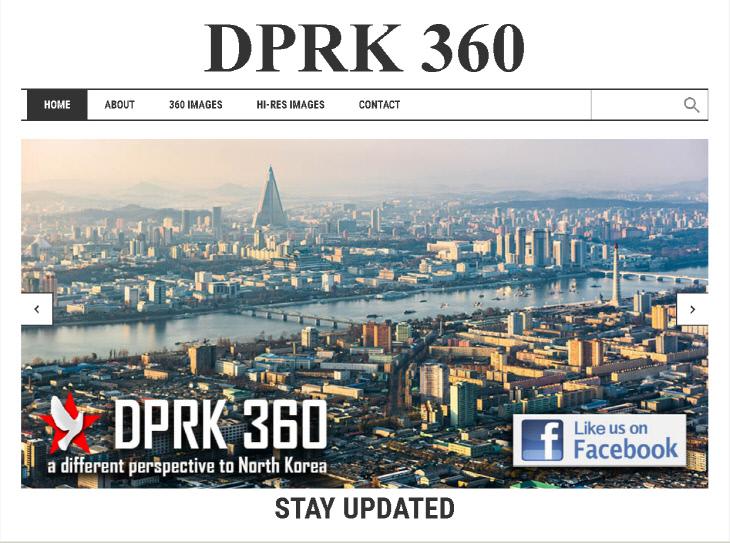 미리 가본 북한? 북한의 일상이 궁금하다면 이곳에서 'DPRK 360'