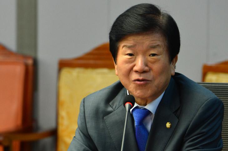 더민주 박병석 의원, G2 갈등과 사드배치 토론회 인사말