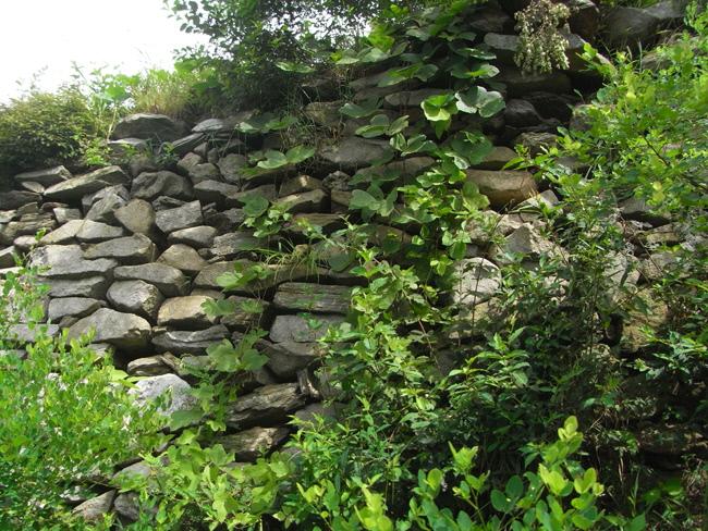 위례산성벽잔재3650