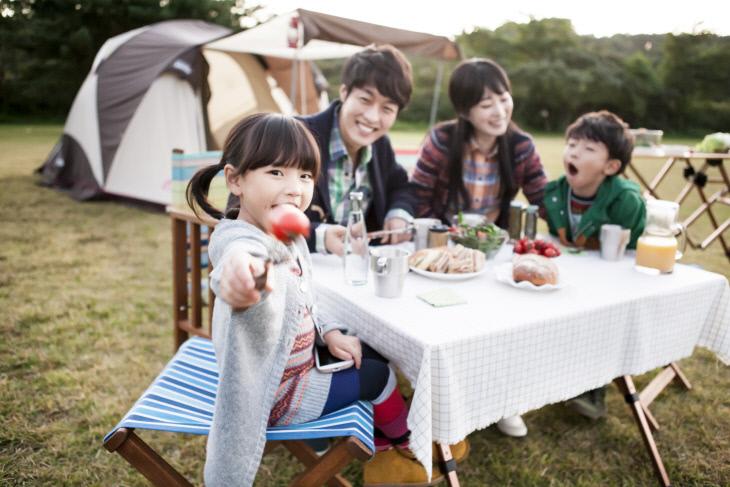 [PR팀_기본유형]지방 걱정 없이 양껏 흡입 가능한 캠핑 음식