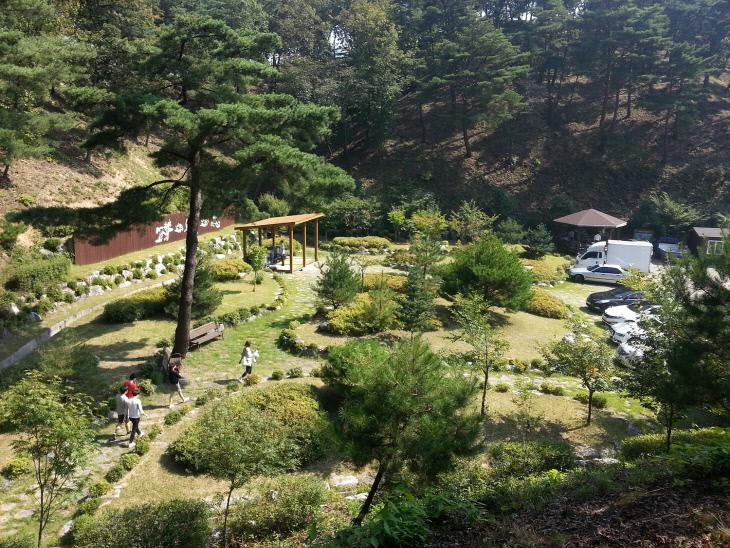 국립하늘숲추모원 사진 4