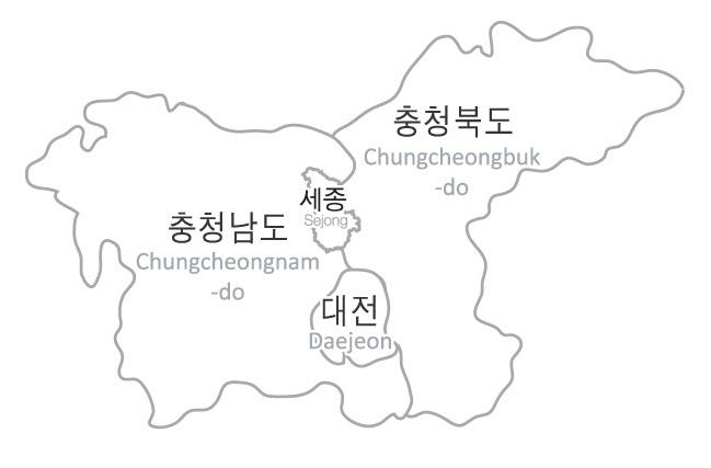 지도-흰색