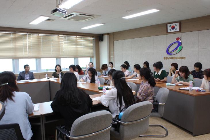 [태안교육지원청]2018 유치원 혁신교육 토크 콘서트(홍보)