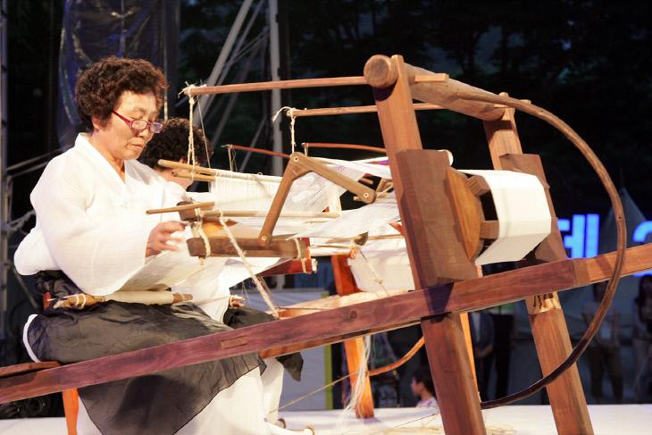 서천, 한산모시짜기 지역전략산업특화과제 선정