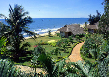 다문화문화 (베트남 무이네 해변)