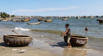 다문화문화 (베트남 무이네 해변2)