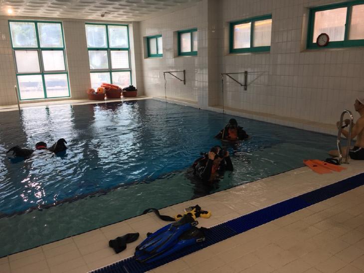 천안동남소방서, 2018년 유관기관 합동 하계 수난구조훈련