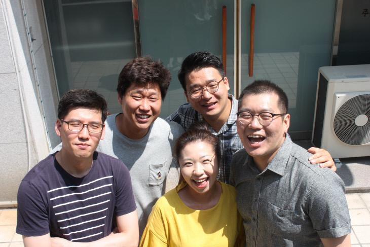 [대전혁신센터(18.07.13.(금).조간] 페인트팜 임직원