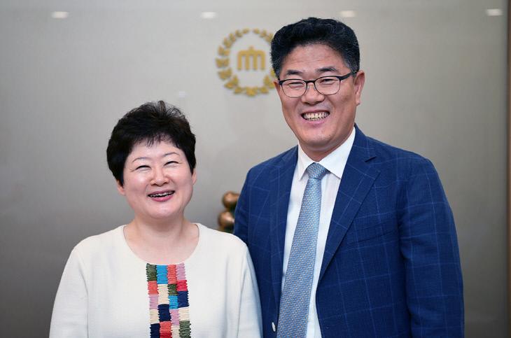 임향원 동문 발전기금 기부-1