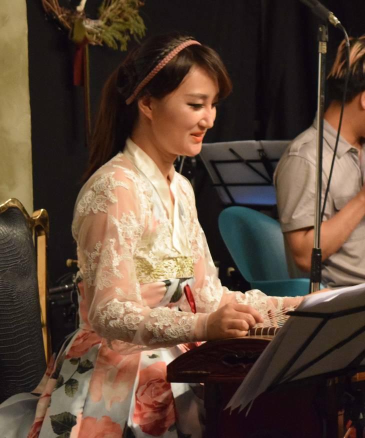 뉴요커 가야금니스트 서라미, 한국전통음악 전파에 헌신할 것