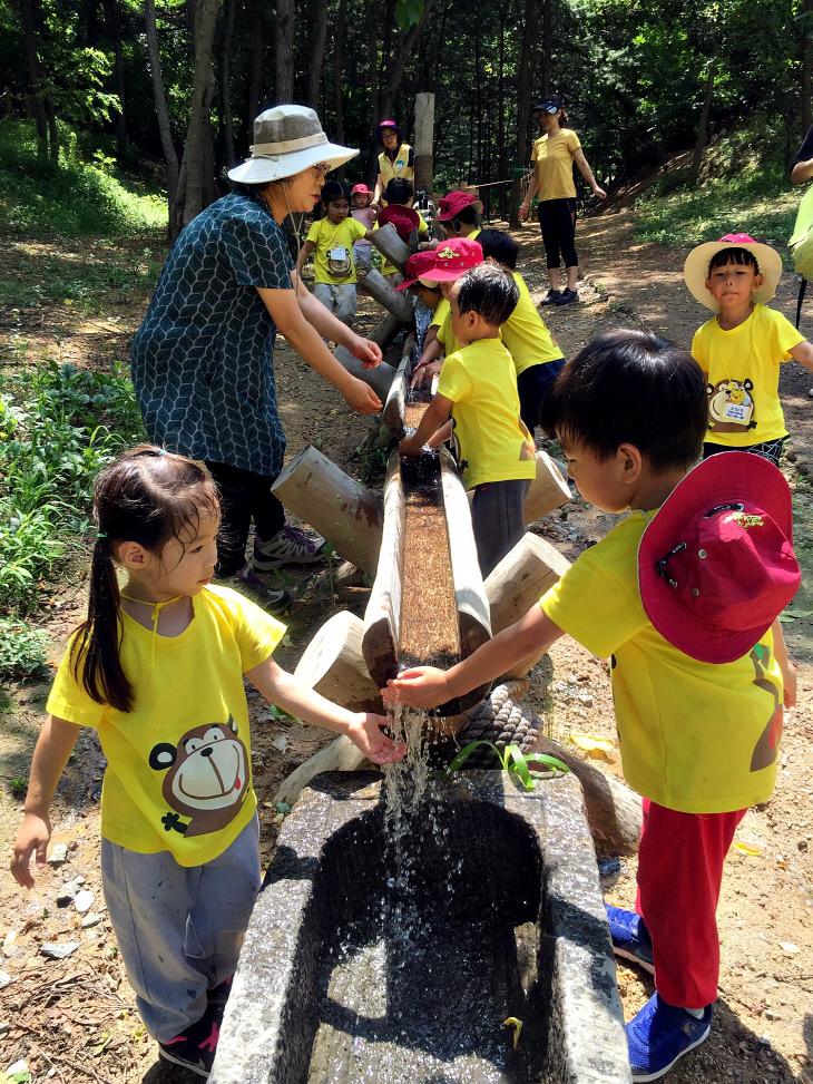 유아숲체험 사진1