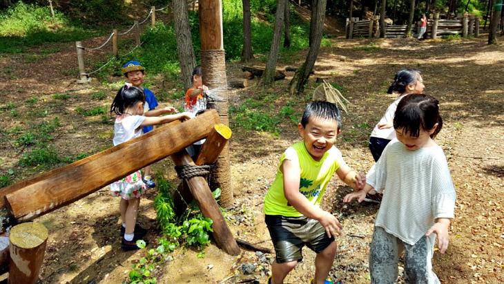 유아숲체험 사진2