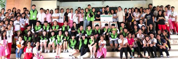 4-1. 학생생활교육과-학생 해외봉사활동을 마치고