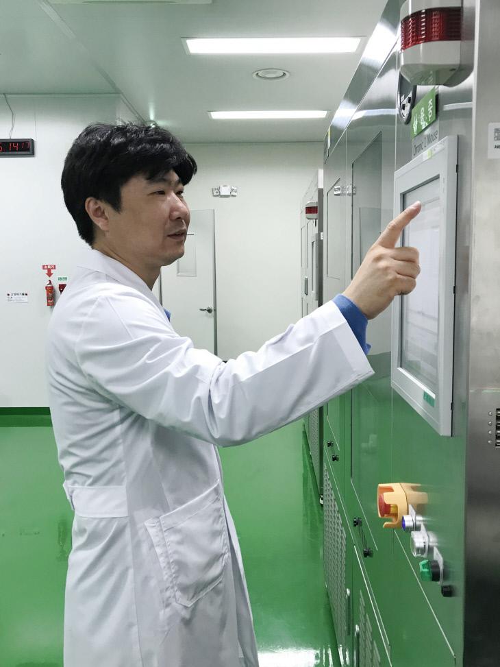 김용순 박사