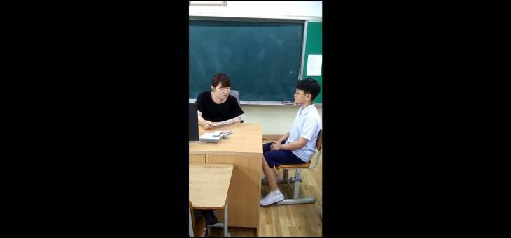 [대전교육 UCC 공모전] 초등부문 김윤식 '친구사랑 고운 말씨 쓰기'