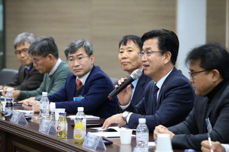 허태정 대전시장 기업친화형 소통리더십 '강화' (2)