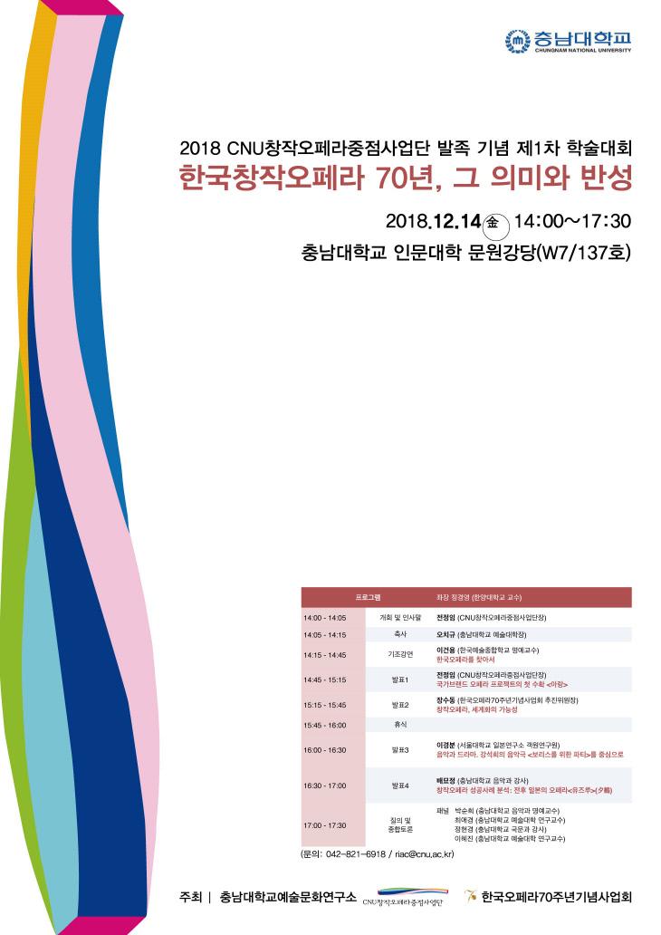 예술문화연구소+학술대회포스터