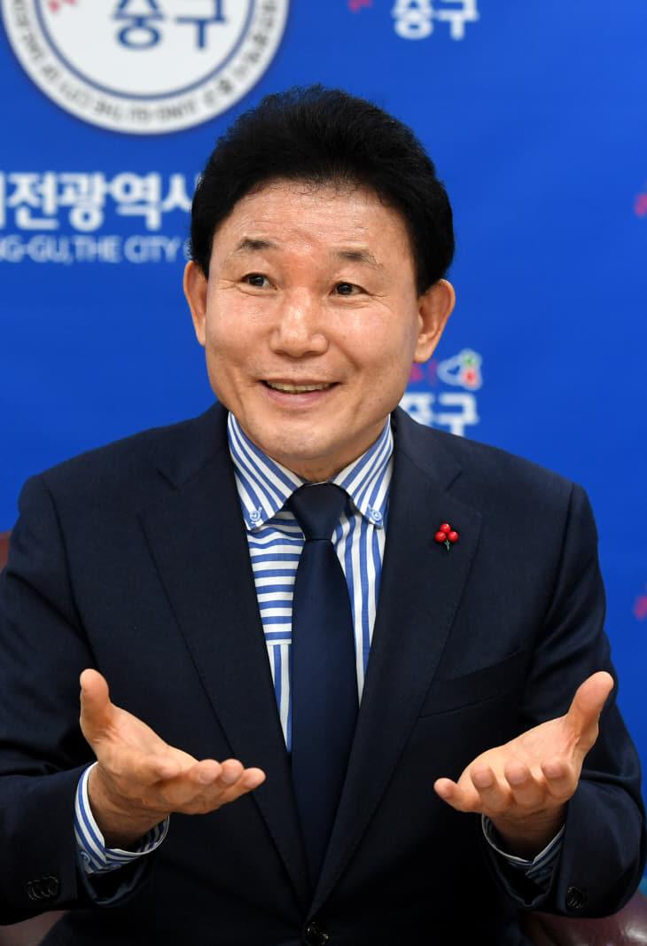 20181218-박용갑 중구청장