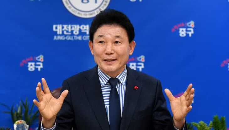 20181218-박용갑 중구청장1