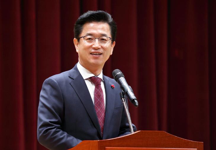 대전의 새로운 100년 설계하는 해! 허 시장 직장교육 (2)
