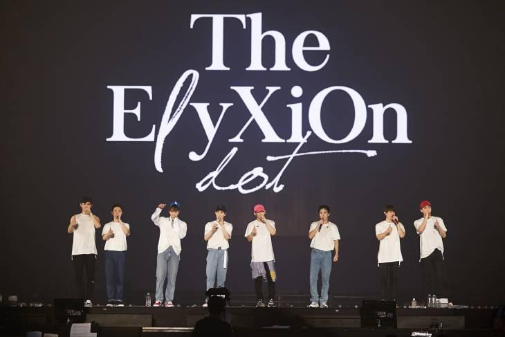 엑소 네 번째 콘서트 서울 앙코르 공연 이미지 1