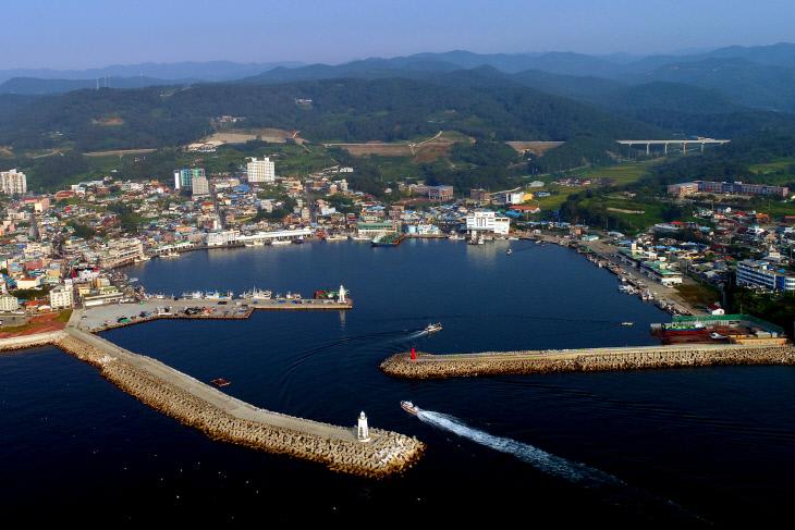 1. 감포권역 명품어촌테마마을 조성(감포항 전경)