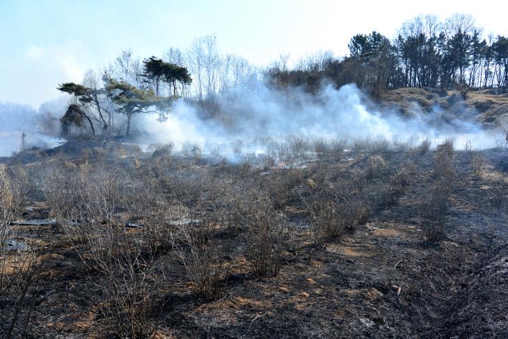 (0111) 겨울철 산불화재