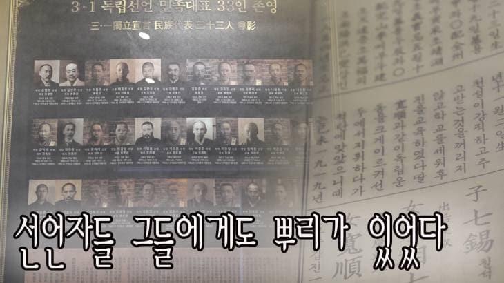 독립운동가들의 족보를 살펴봤더니.. 3.1절 100주년 기념 특집영상, 선언자들 그들에게도 뿌리가 있었다.