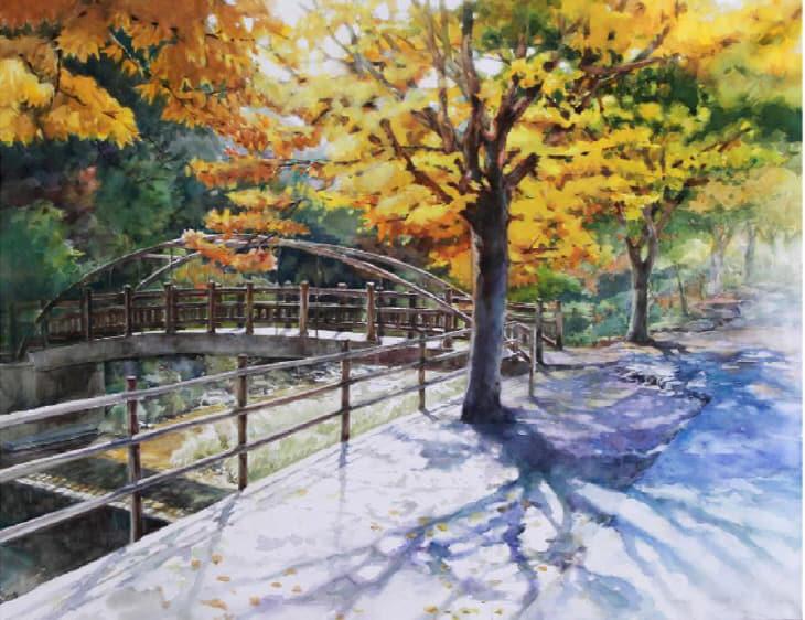 김수자-가을