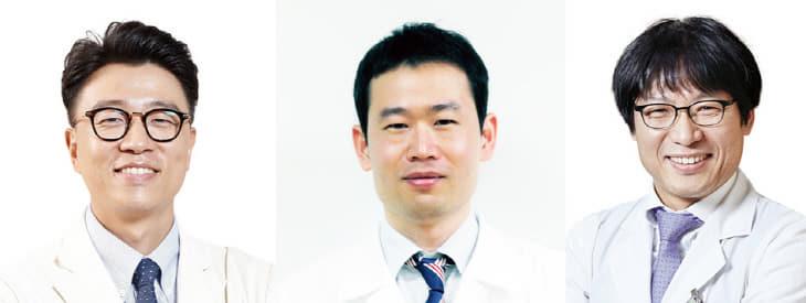 가톨릭대 대전성모병원 위암 협진팀