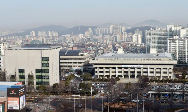 인천광역시청 청사1