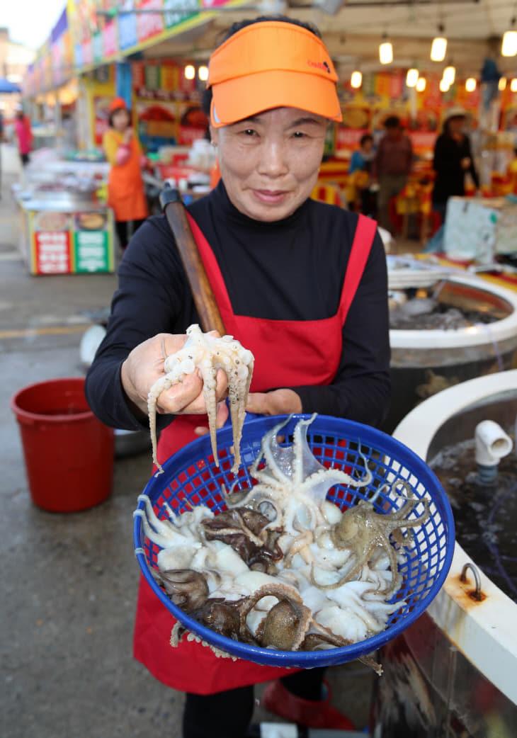 몽산포항 주꾸미 축제 (1)