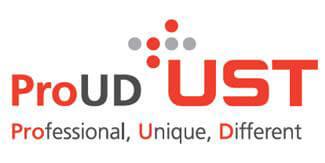ProUD UST 로고