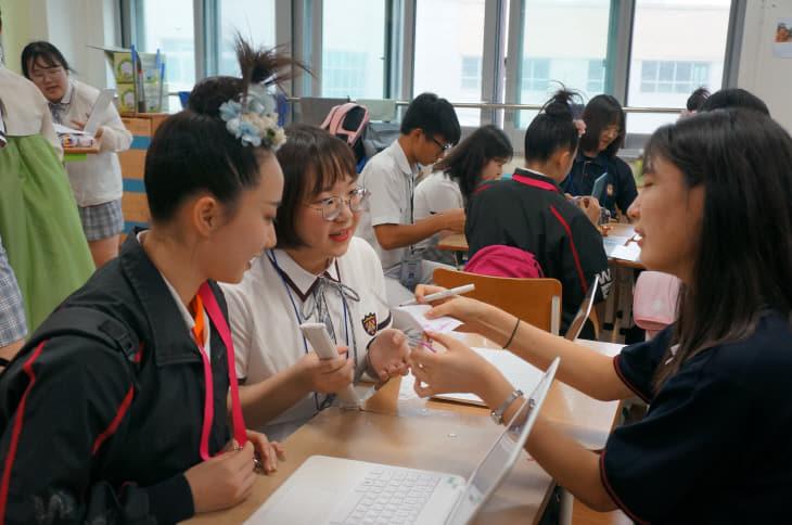 대만 문화고 말레이시아 쑨인고 세종국제고 방문(4) (1)