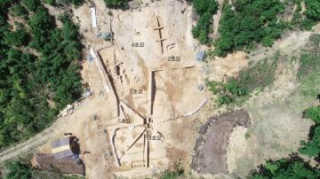 1. 4차 발굴조사대상지 전경 (1)