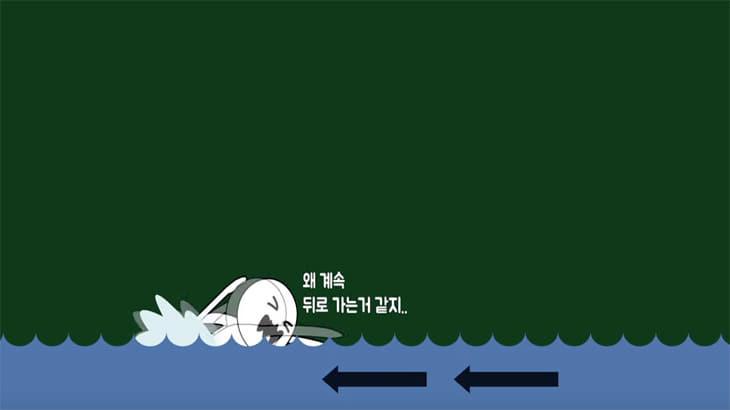 물놀이 사고에서 생존확률 높이는 방법은? (행정안전부)
