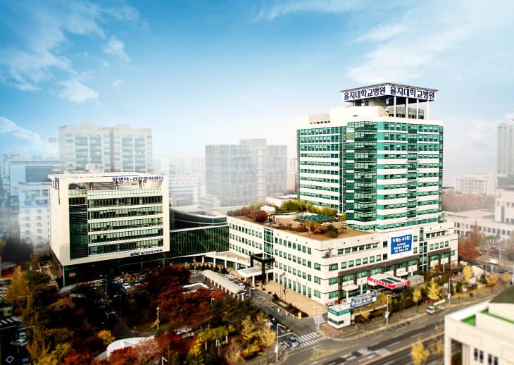 을지대학교병원 전경사진
