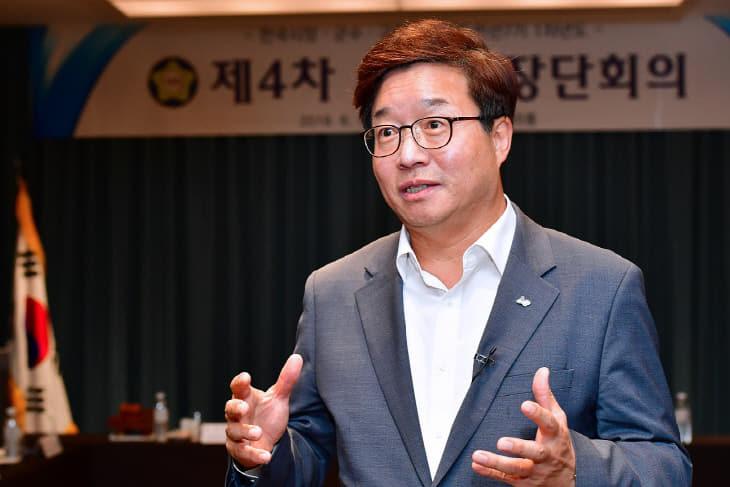 염태영 시장, 전국시장군수구청장협의회 회장 선출 1