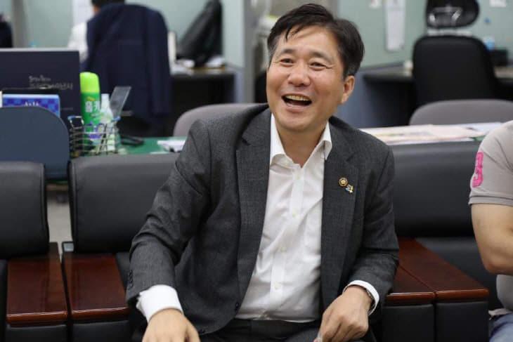 성윤모 특허청장 당시