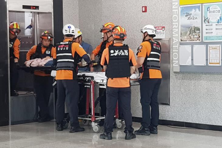 (서산)0613 2019년 승강기 사고대응 합동훈련 및 안전교육 실시